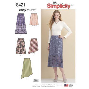 simplicity-skirts-aline-skirt-easy-miss-pattern-8421-envelope-front