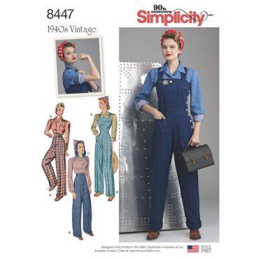 simplicity-vintage-1940s-overalls-pattern-8447-envelope-front
