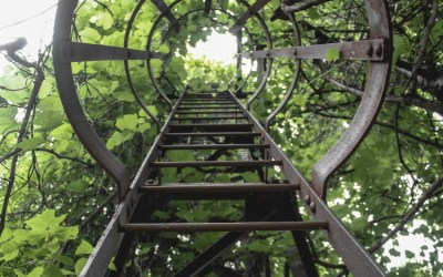The Stepladder Method to More Helpful Thoughts