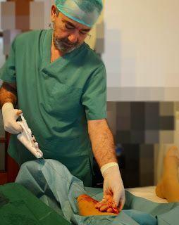 DOCTOR trapero operacion