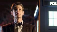 El Señor del Tiempo y la TARDIS.