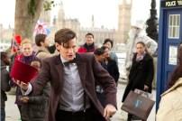 El Doctor en el South Bank.
