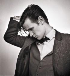 Matt, en blanco y negro.