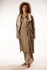 Alex Kingston como River Song.