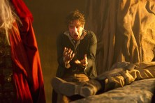 El Octavo Doctor, obligado a regenerarse.