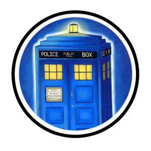 Doctor Who Today Icon Logo