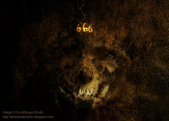 Number of the beast by Hawkwood