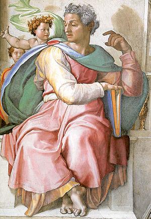 300px-Jesaja_(Michelangelo)