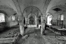 Ancient Cellar, Pfalz, Germany