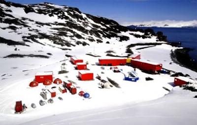 Base científica española en la Antártida
