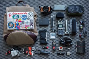 What's In My Kitbag (Early 2015)