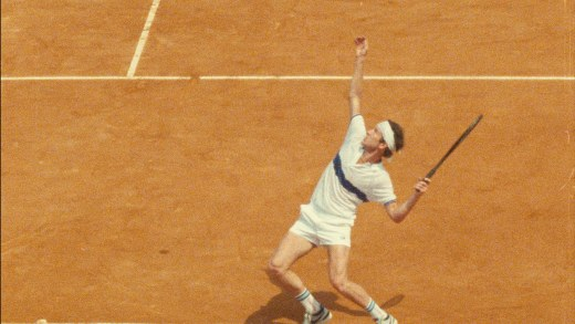 John McEnroe – In the Realm of Perfection