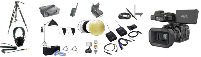 The Complete Documentary Filmmaking Equipment List ...