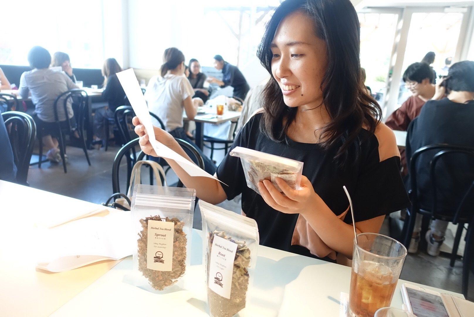 植物療法士が生活のお供におすすめしたい、日本人であることを実感する「和食に合うハーブティー」