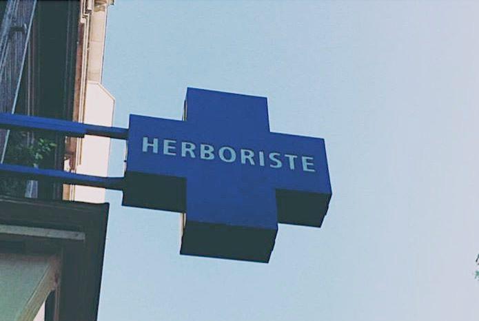 エルボリステリ パリ ハーブ薬局