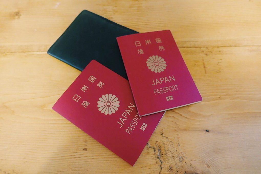 パスポート ハネムーン 二人旅 海外旅行