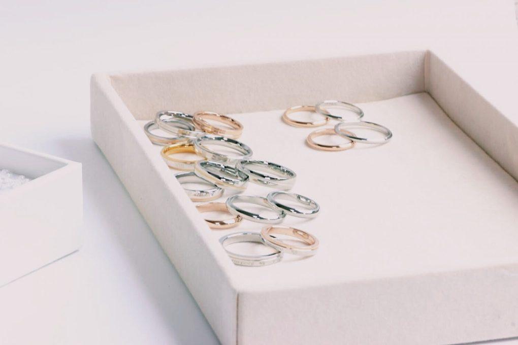 結婚指輪 マリッジリング
