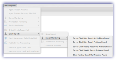 Click the newsletter template you want to. Server Weekly Report Email Templates