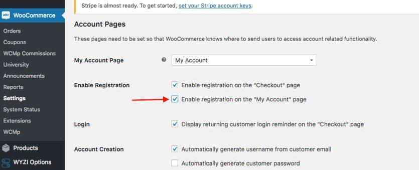 enable-registration-for-woocomemrce