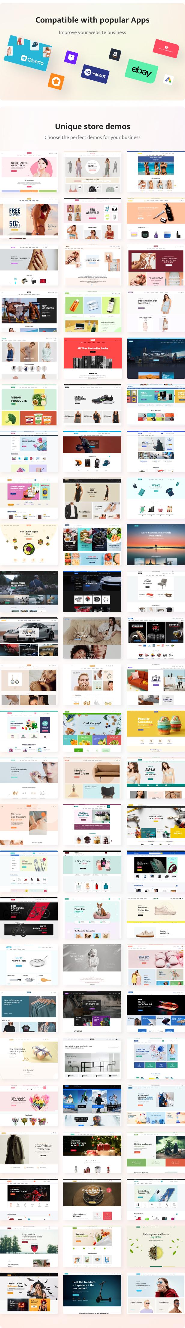 Roxxe - Responsive Multipurpose Shopify Theme - 13