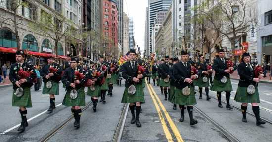 St Patrick's day 2017 Parade