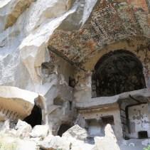 Ihlara Valley, Eğritaş Church.