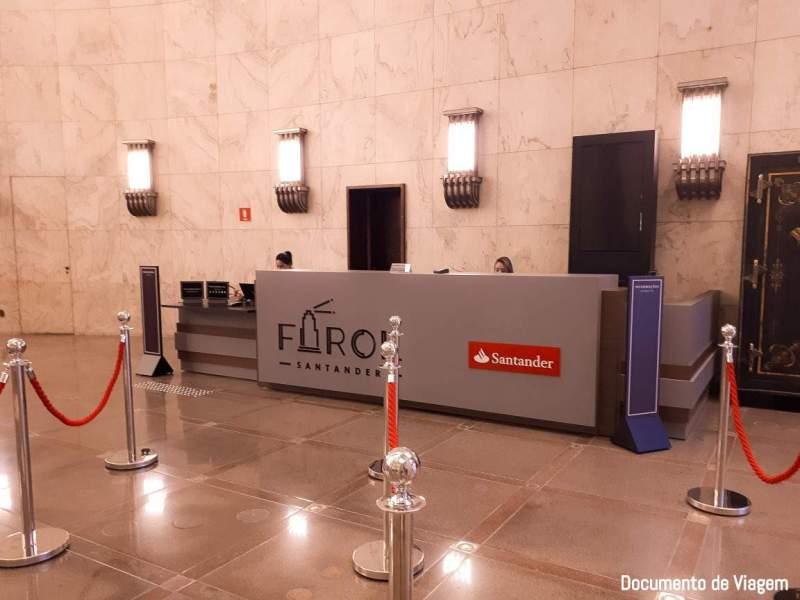 Farol Santander Prédio do Banespa