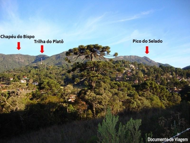 Trilhas de Monte Verde