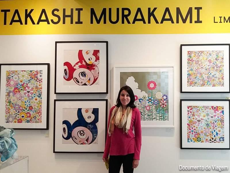 Takashi Murakami - Vancouver Art Gallery