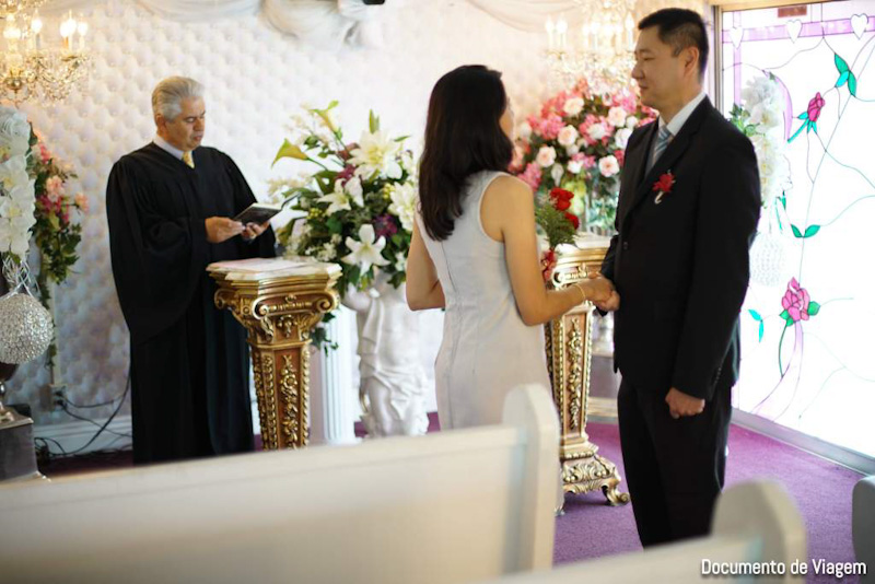 A Little White Wedding Chapel