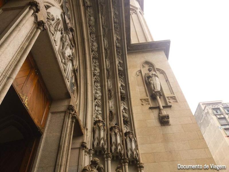 O que tem na Cripta da Catedral da Sé