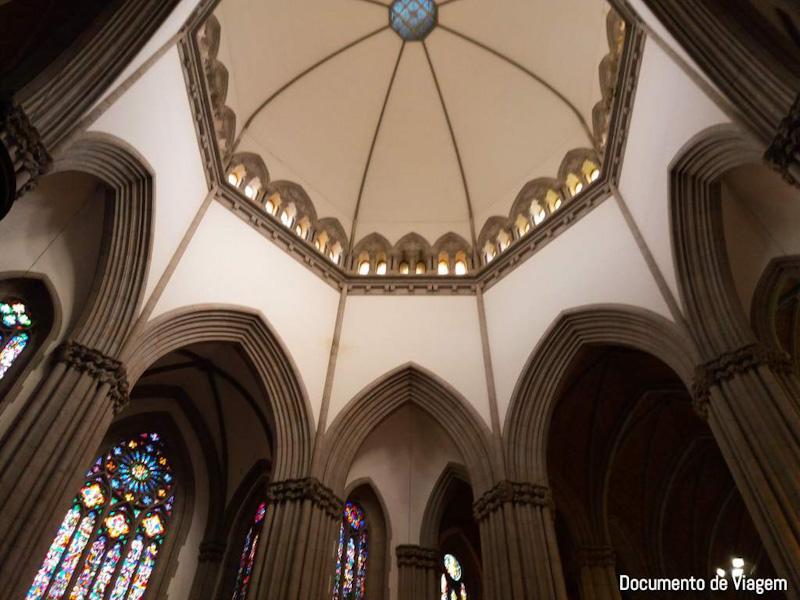 Cripta da Catedral da Sé