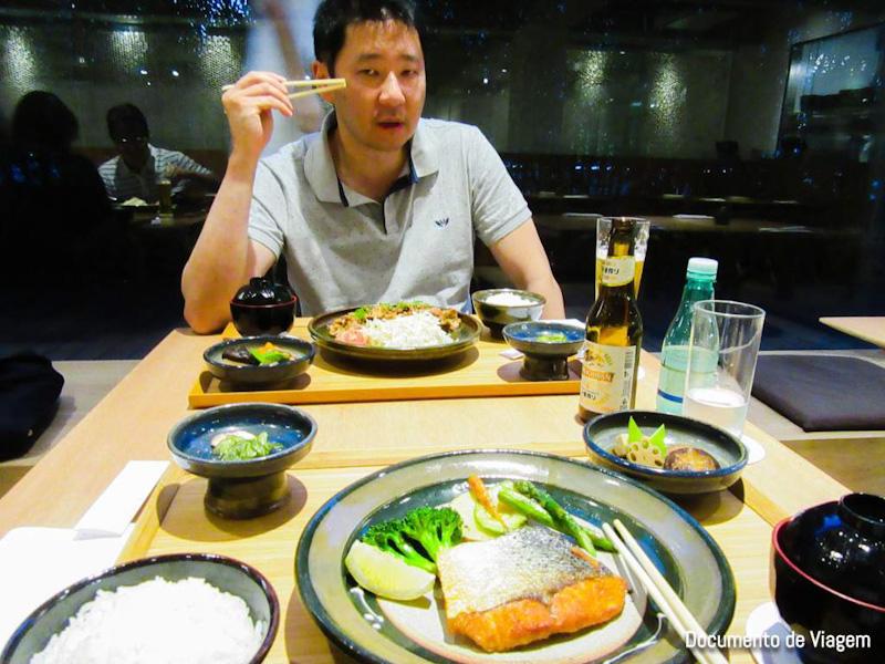 Restaurante Aizomê