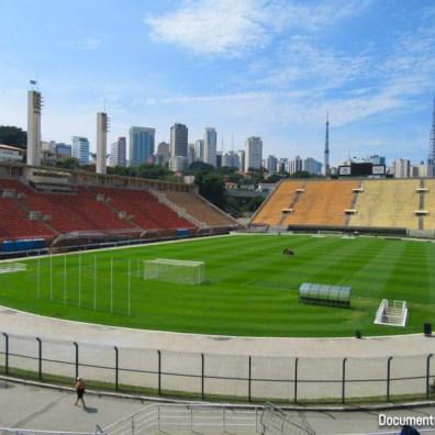 Estádio do Pacaembu Bairros de São Paulo