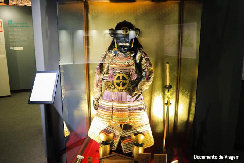 Kimonos Samurais