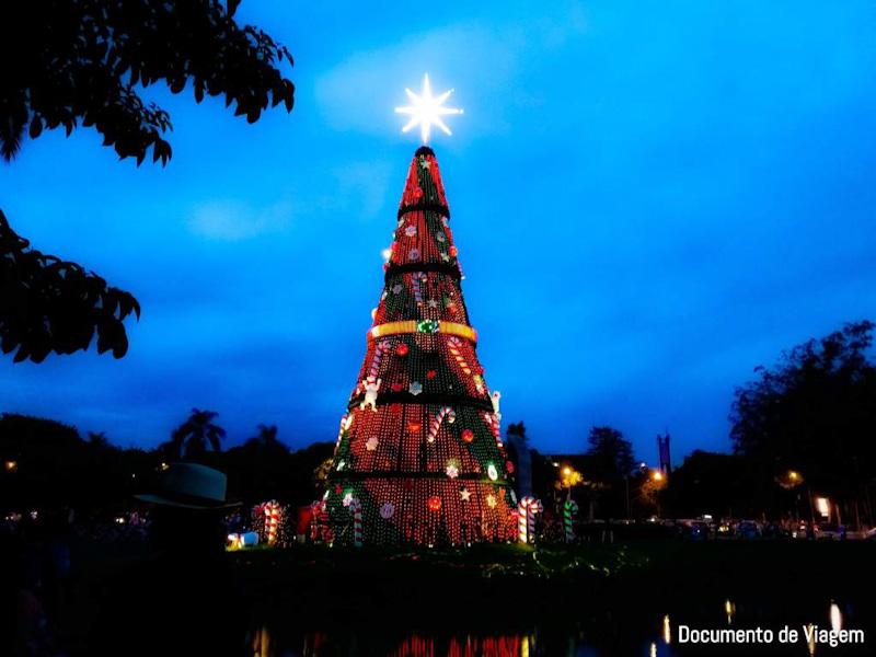 Natal Iluminado - ParqueIbirapuera