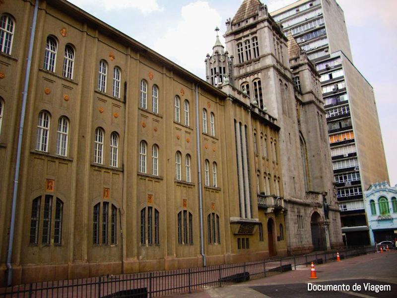 Visita Mosteiro de São Bento