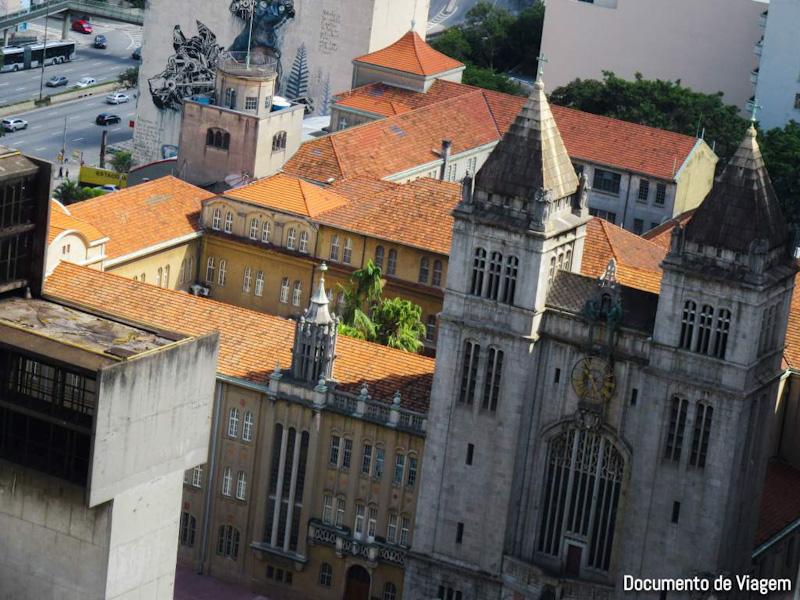 Centro Histórico de São Paulo