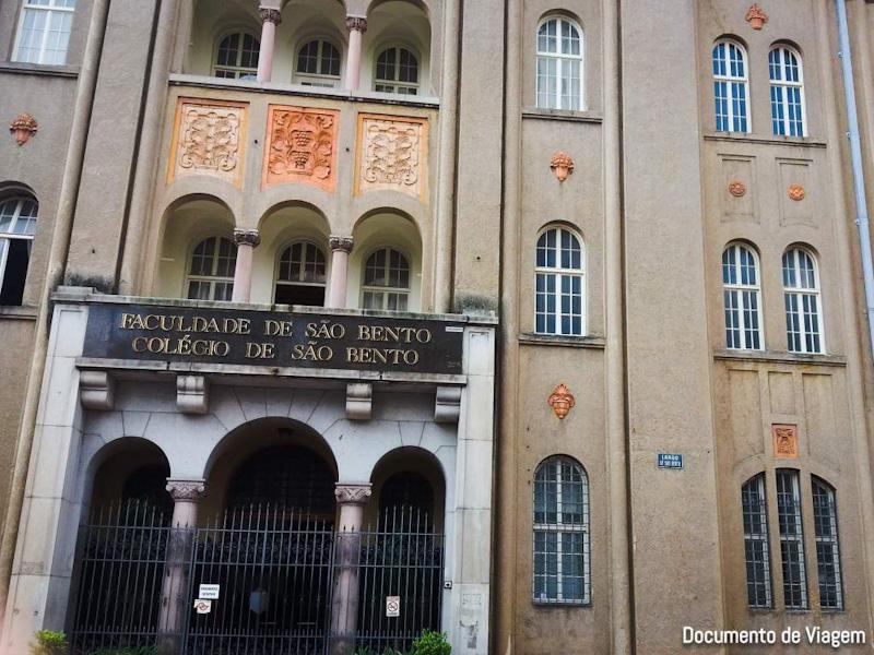 Faculdade de São Bento Colégio de São Paulo