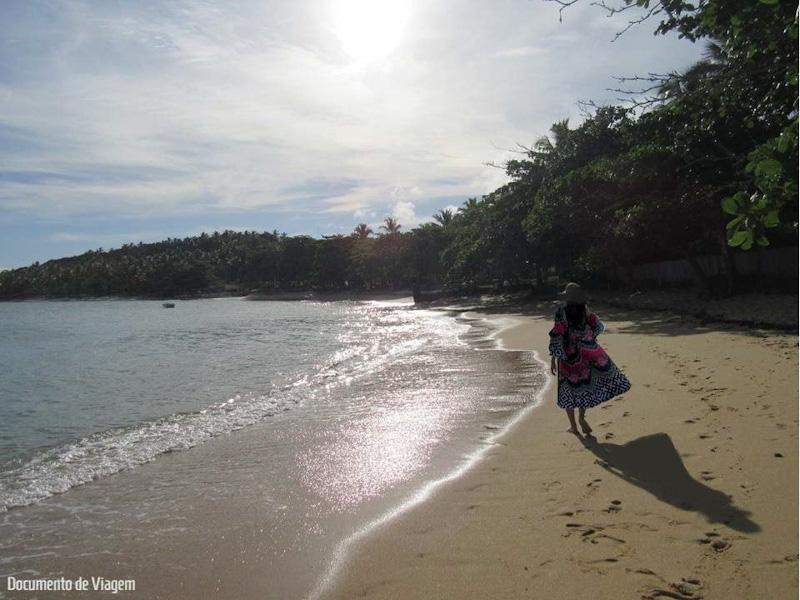 Praias bonitas do Brasil