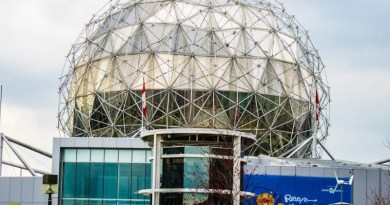 TELUS World of Science Vancouver