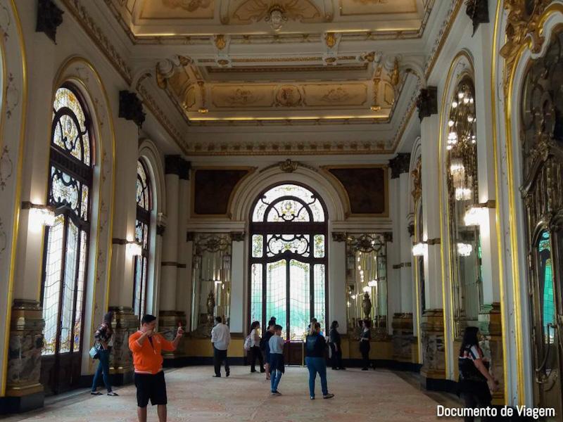 Visita Teatro Municipal SP