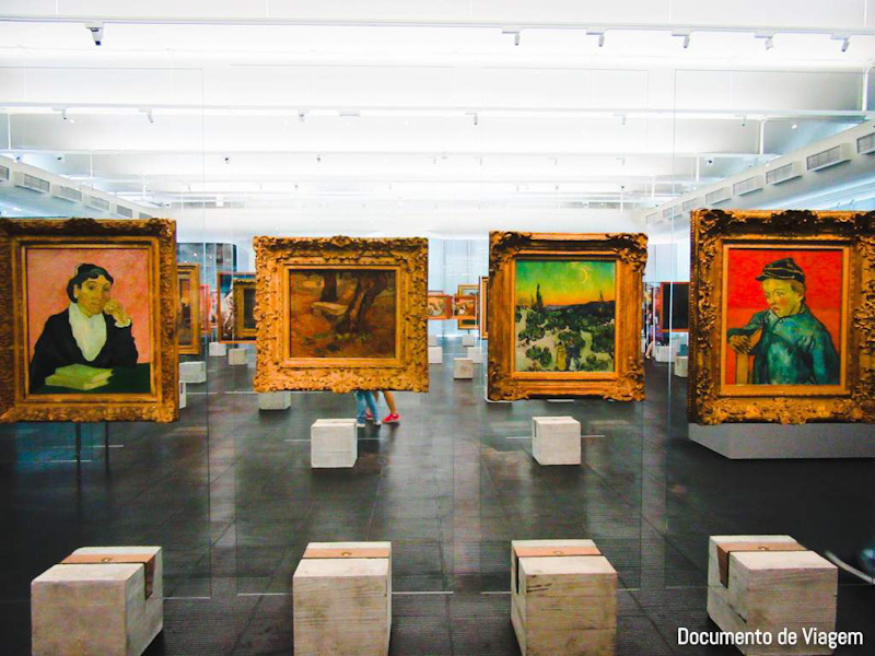 Vincent van Gogh MASP
