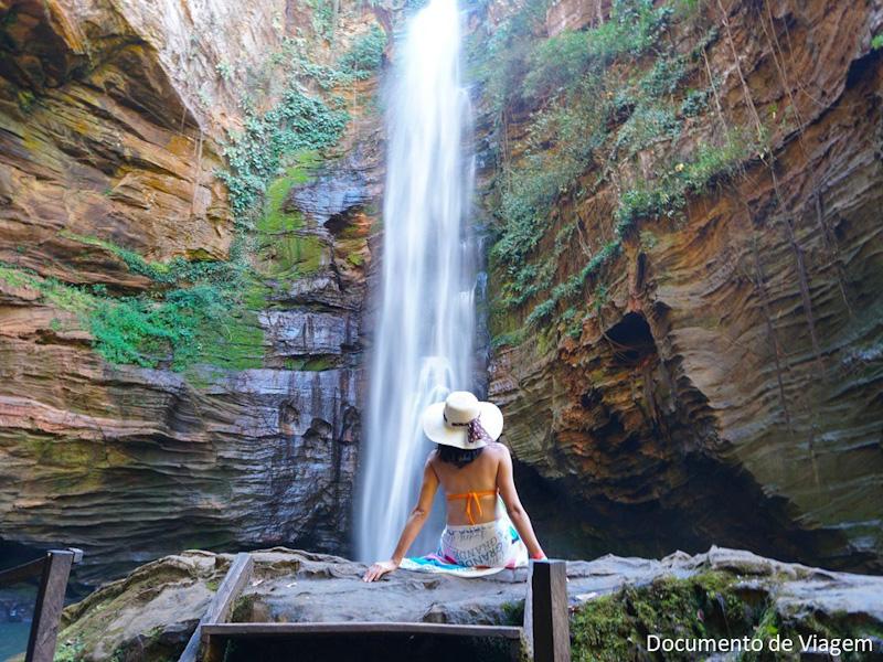 Cachoeira de Santa Barbara Riachão