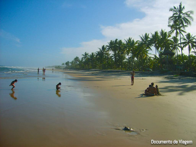 Itacaré praias