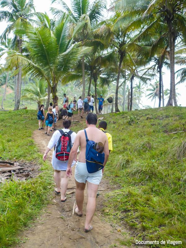 Itacaré trilhas
