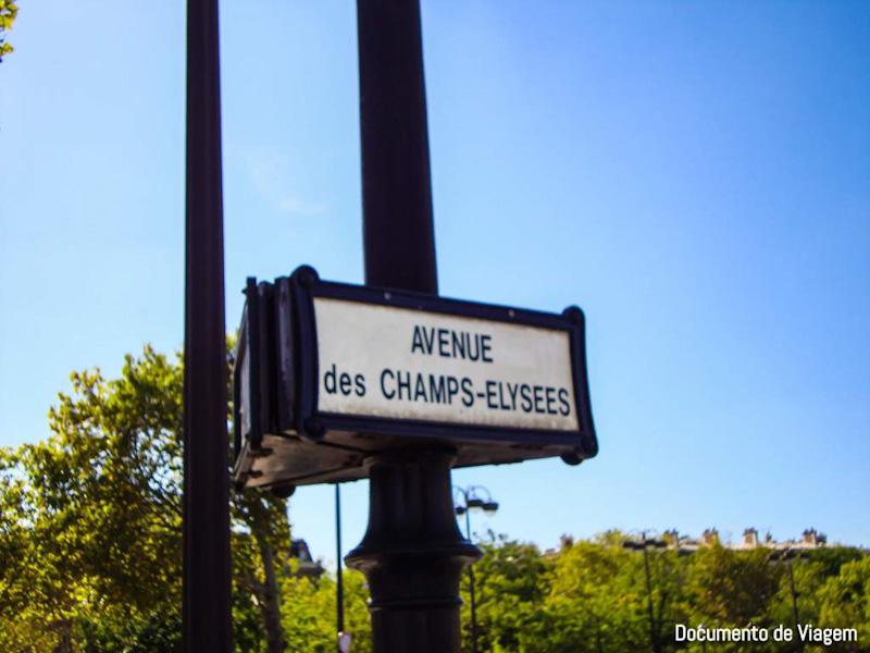 Avenida Champs-Élysées