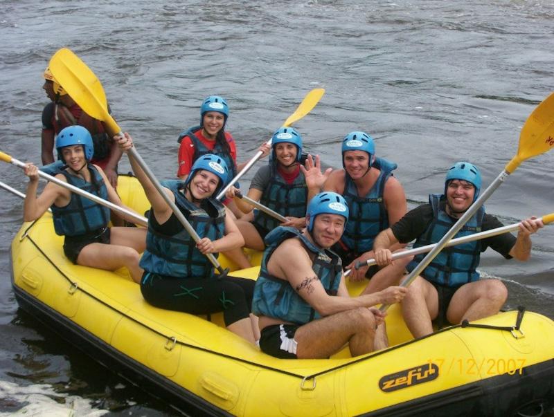 Rafting Itacaré Bahia