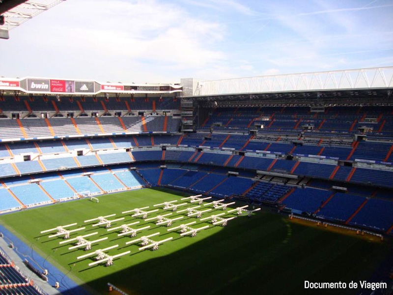 Estádio do Real Madrid