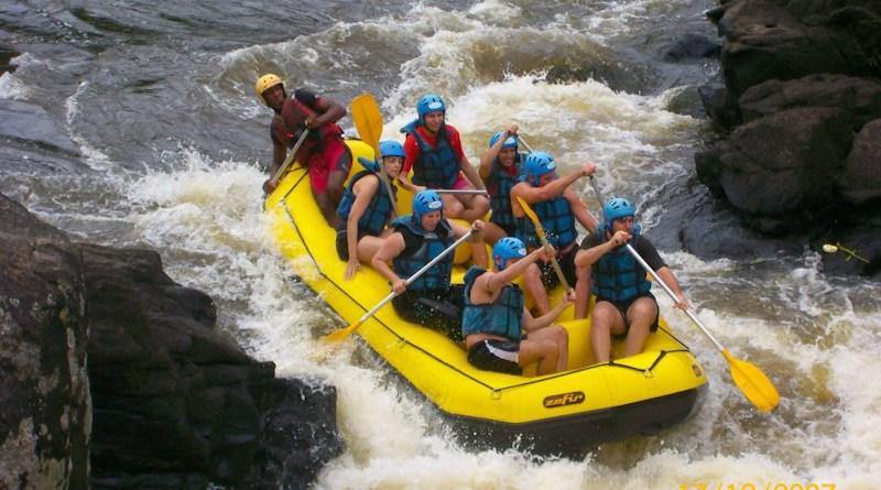Rafting em Itacaré